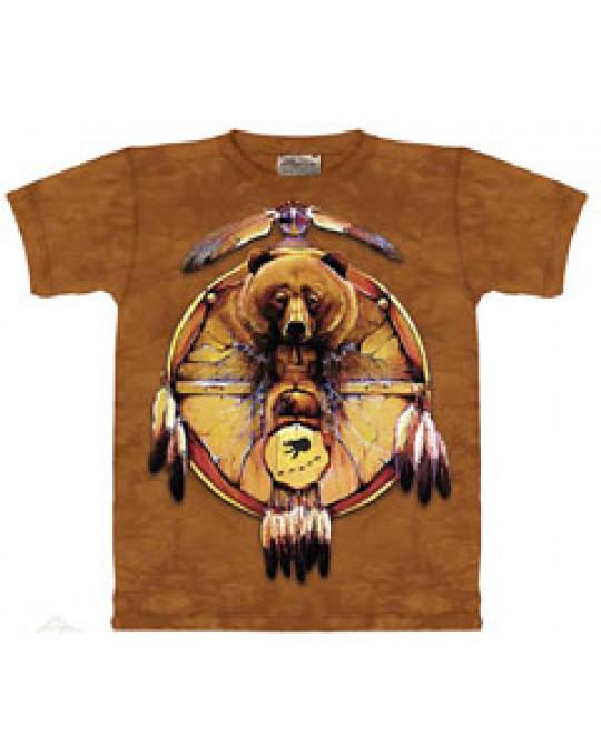 """Bear Shield"" T-Shirt für Kinder"
