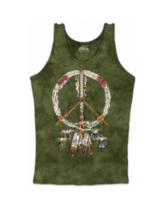 """Peace Pipes"" Tank top für Mädchen"