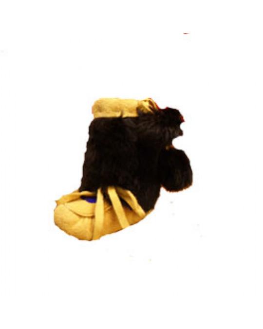 Rehlleder BabyKinder Mukluks der Chippewa