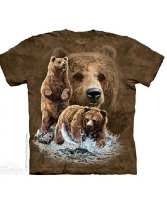 """Find 10 Bears"" T-Shirt für Kinder"