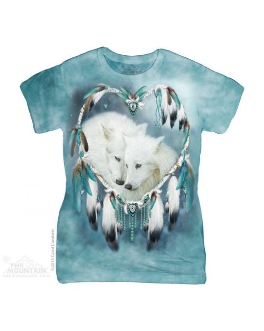 """""""Wolfheart"""" Damen T-Shirt figurbetont"""