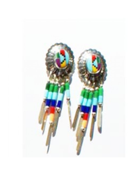 "Ohrstecker ""Dangles"" -multicolor"