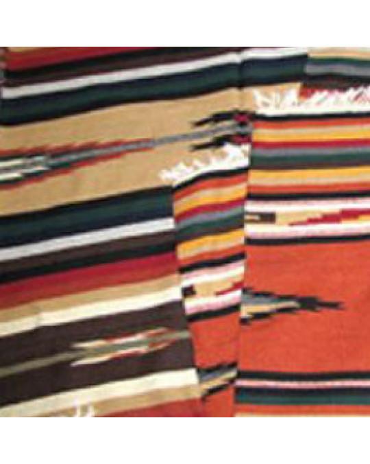 """Gewobene Decke/Teppich """"San Miguel""""  im mexikanischen Stil"""