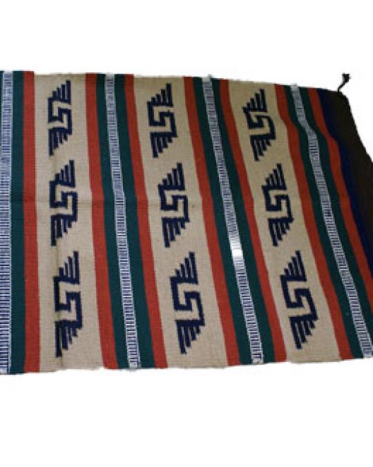 Gewobene Teppiche, Set aus 3 Stk.