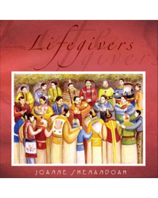 "CD ""Lifegivers"""