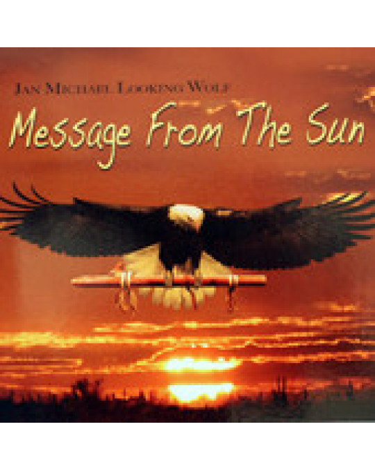 "CD ""Message from the Sun"""