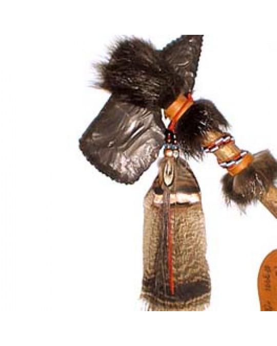 Obsidian Tomahawk der Cherokee