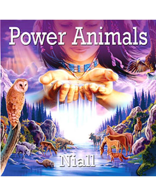 "CD ""Power Animals"""