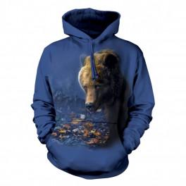 Bären Hoodie (Kapuzen-Sweatshirt) von The Mountain