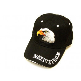 "Baseball-Kappe ""Eaglehead"", Native Pride"