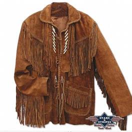 Aktion Indianer Lederjacken, Einkauf Indianer Lederjacken