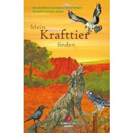 """""""Mein Krafttier finden"""" Orakel mit Buch"""