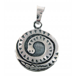 """Sternzeichen-Amulett """"Schlange"""" 23.10.-22.11."""