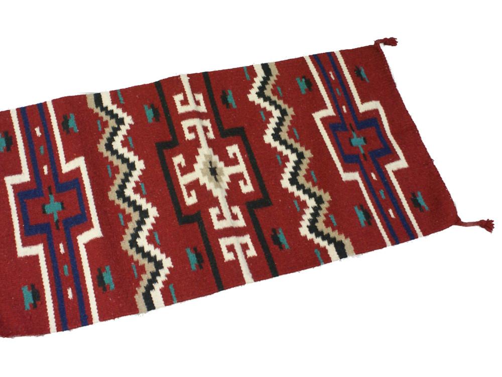 Wollteppich Indianisches Muster