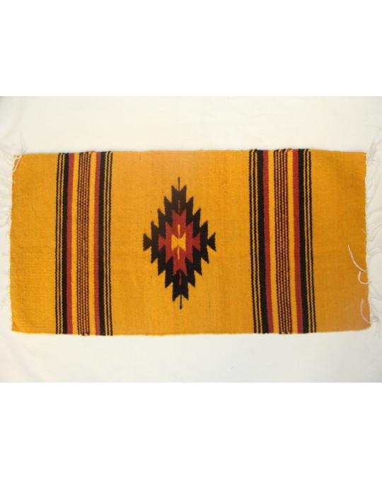 MINI Gewobener Teppich aus Wolle