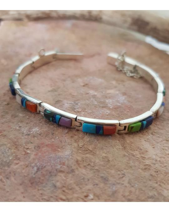 Glieder Armband der Navajo