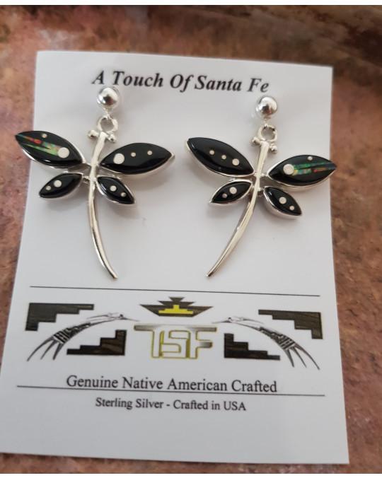Navajo Libellen Ohrringe
