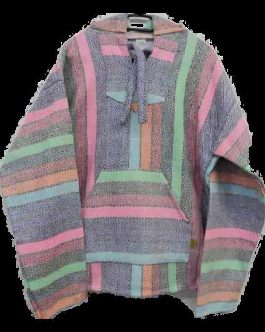 Baja Hoodie in verschiedenen Farben
