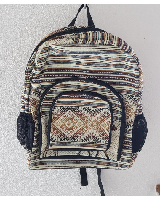 Rucksack aus Mexiko