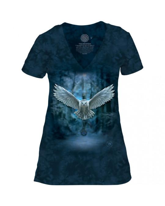 """Awake"" Damen Shirt von The Mountain"