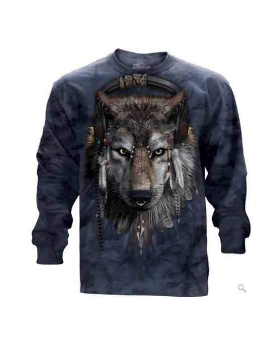 """DJ Fen"" Langärmeliges Shirt"