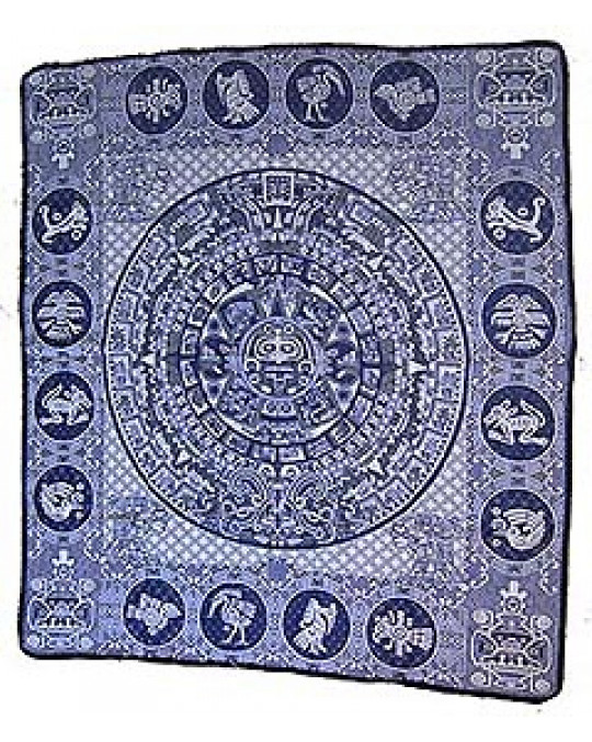 Original Maya Kalender Decke