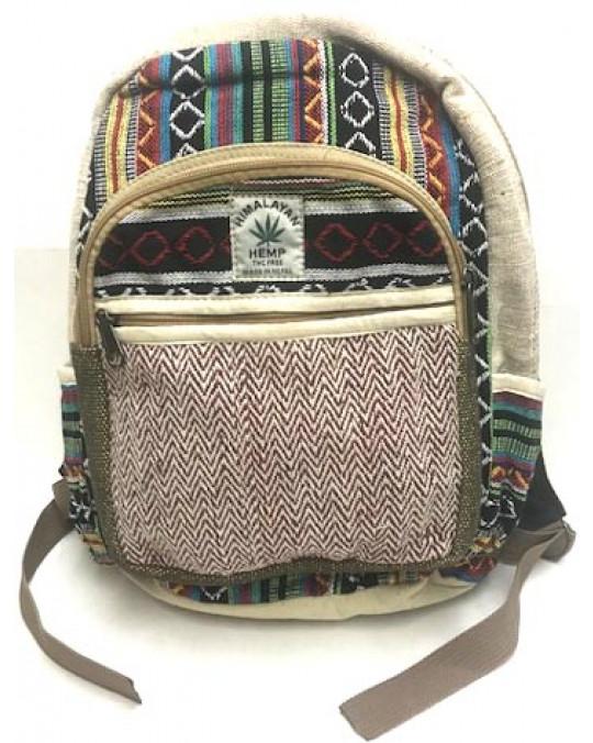 MINI Traditioneller Nepal Rucksack, extra klein