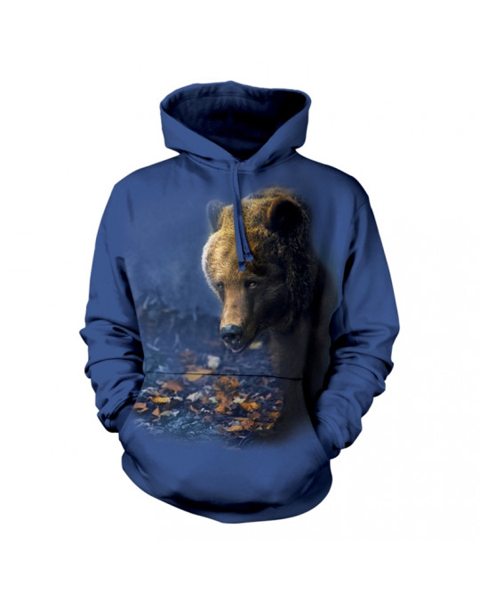 Bären Hoodie (Kapuzen-Sweatshirt) von The Mountain