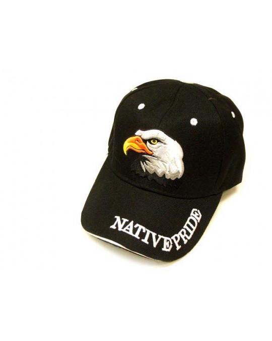 """Baseball-Kappe """"Eaglehead"""", Native Pride"""