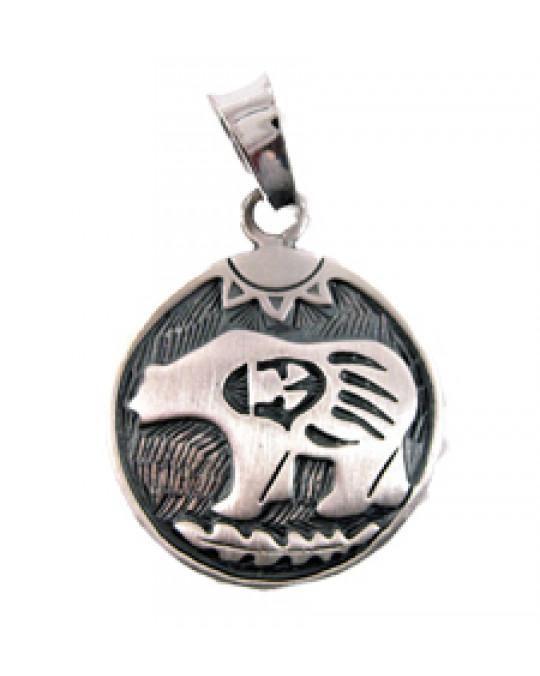 """Sternzeichen-Amulett """"Bär"""" 22.8.-21.9."""