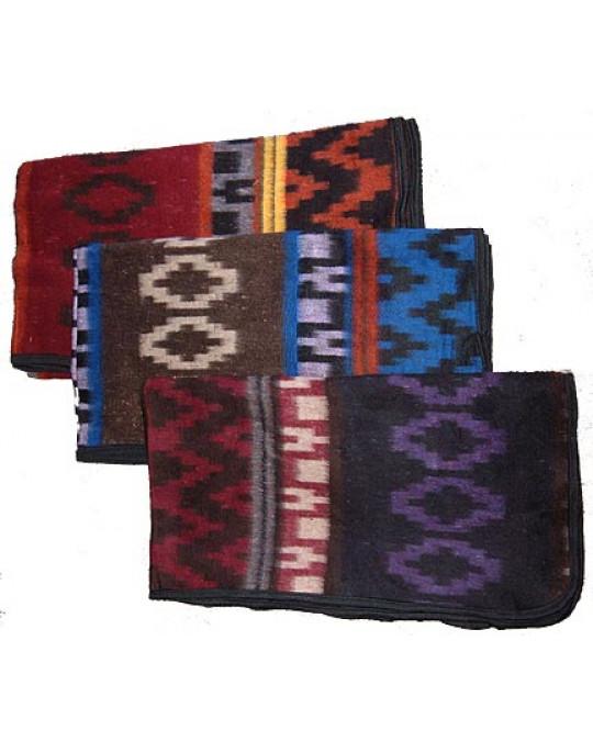 Original mexikanische Decke in verschiedenen Designs