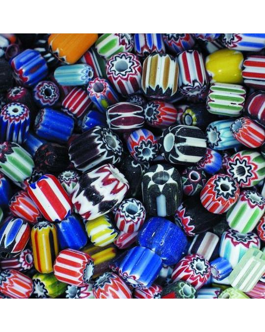 Chevron Perlen Farbmischung