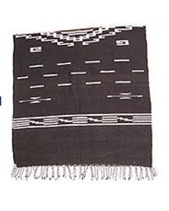 Clint Eastwood Poncho aus Mexico, echt Wolle