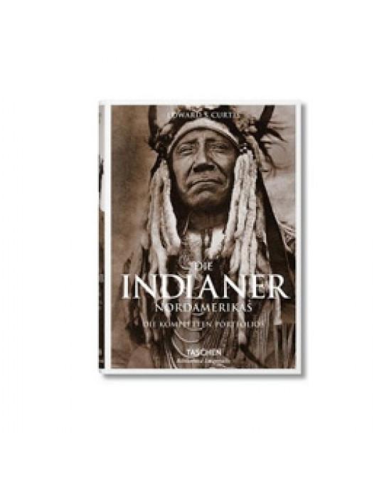 Buch: Die Indianer Nordamerikas - die kompletten Portfolios