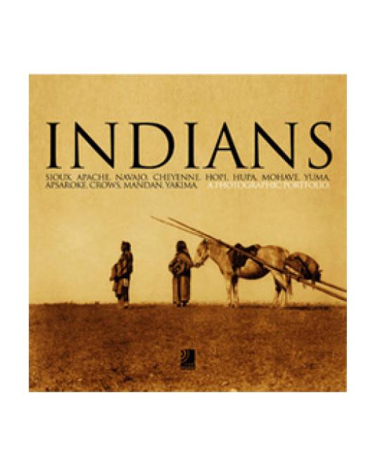 """Indians"" Tabletop Buch mit Musik CDs"