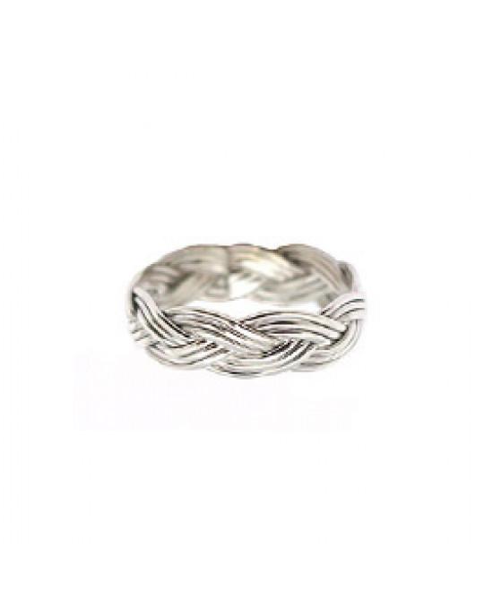 Geflochtener Ring der Navajo