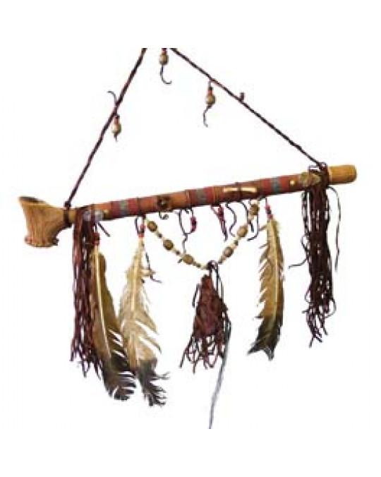 Geweih Pfeife der Navajo