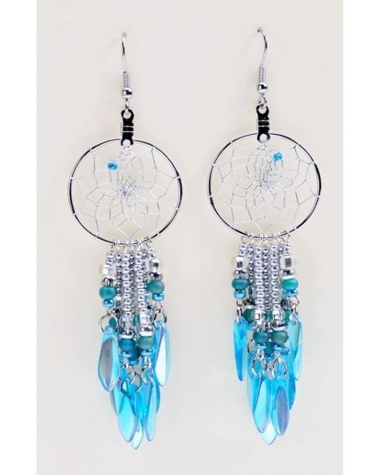 Modeschmuck Dreamcatcher Ohrringe aus Kanada