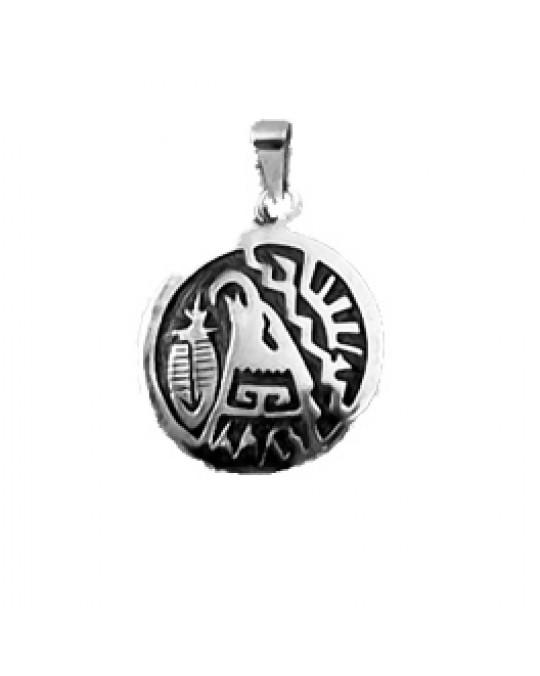 Amulett Adler, Südamerika Stil