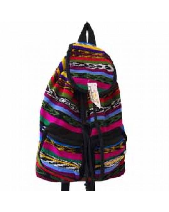 Typischer Guatemala Rucksack