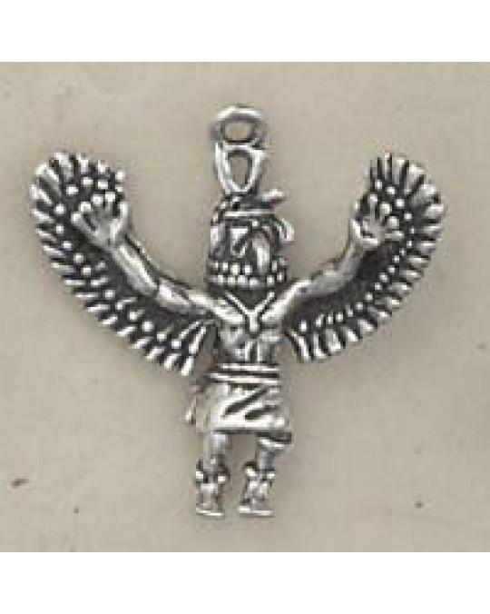 3-D Kachina Adlertänzer - kleiner Anhänger
