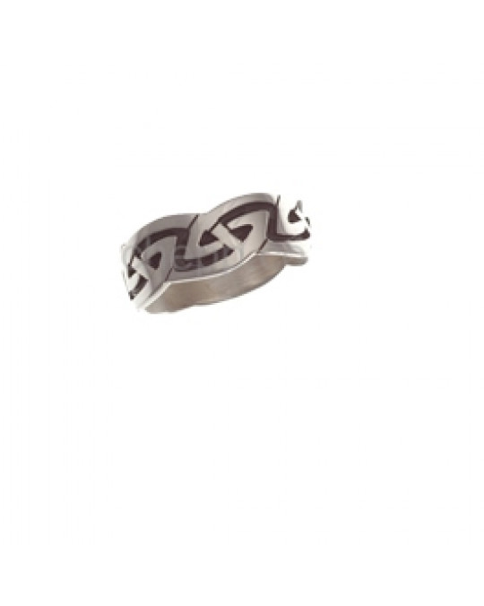 Ring keltischer Knoten Gr. 6 US