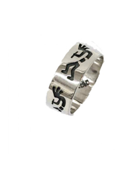 Ring Kokopelli