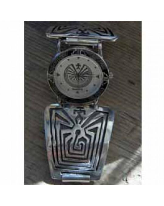Grosse Labyrinth Uhr