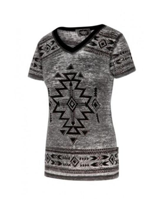 """LANA"" körperbetontes Damen T-Shirt"