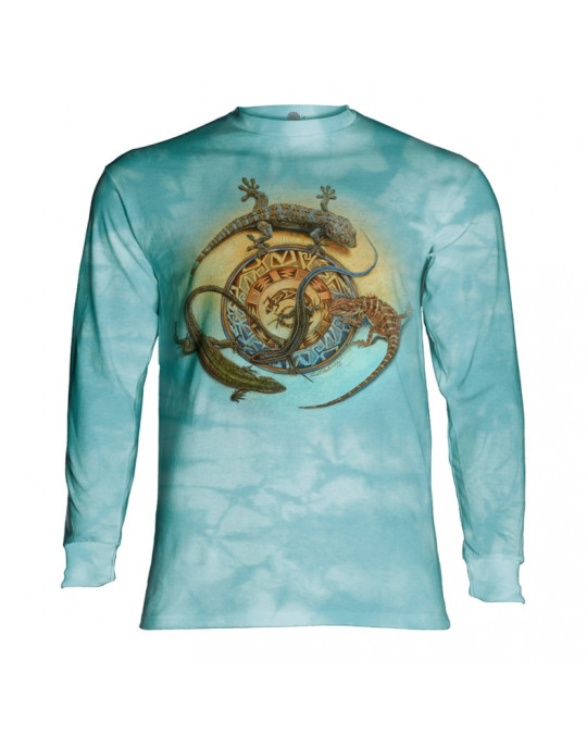 """Mibre Journey"" Langärmeliges Shirt von The Mountain"