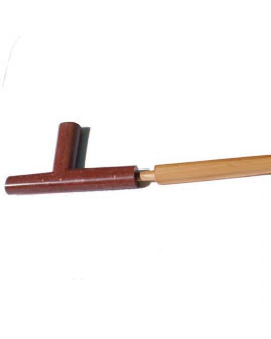 Mega lange Pfeife Steinschnitzerei