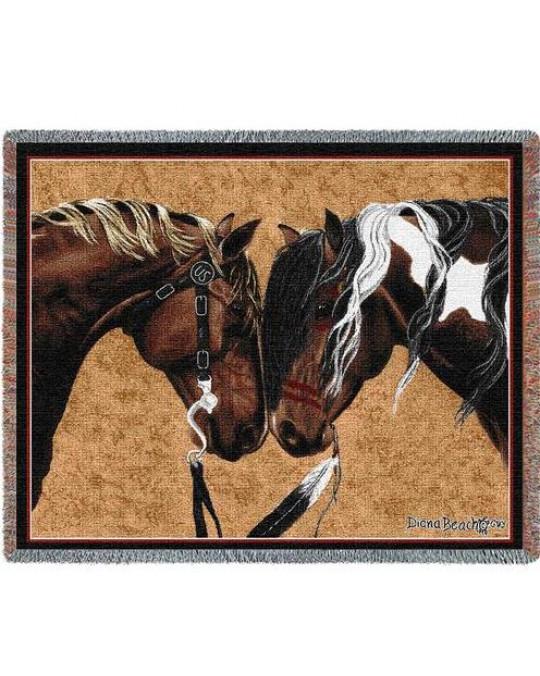 "Web-Decke ""Horsemanship II"""