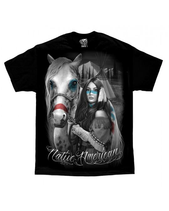 """Native American"" T-Shirt"