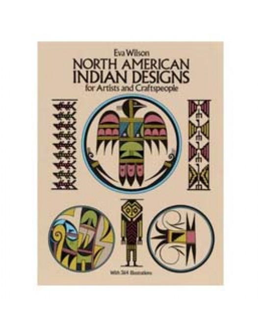 "Design Buch ""NA Indian Design"""